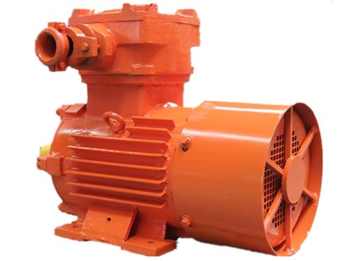 YBK3系列煤矿井下用隔爆型三相异步电动机